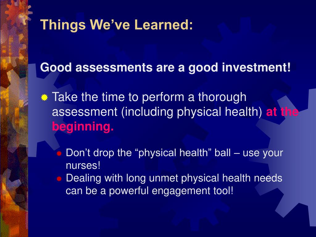Good assessments are a good investment!