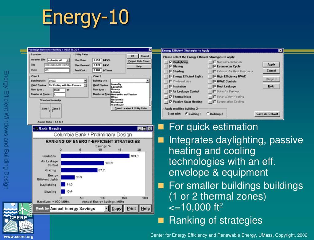 Energy-10