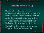 intelligence cont26