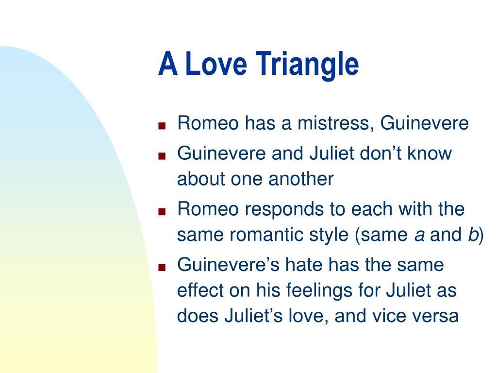 A Love Triangle