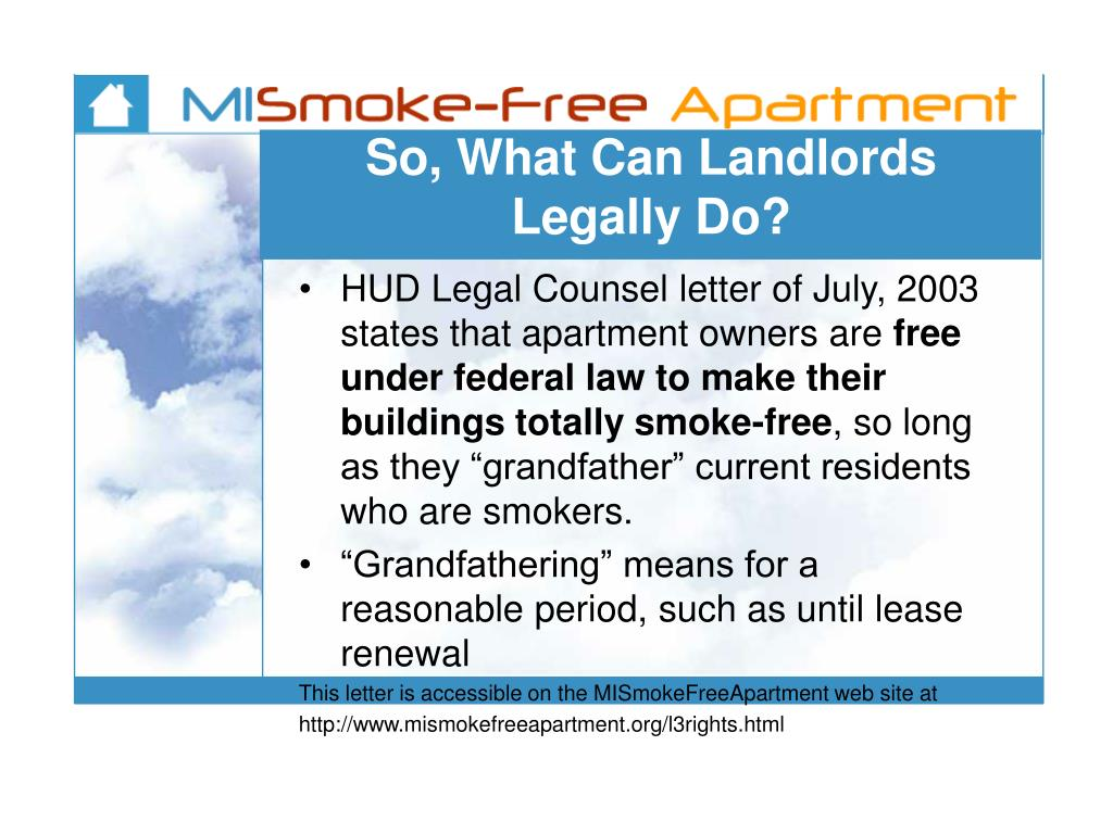 So, What Can Landlords Legally Do?