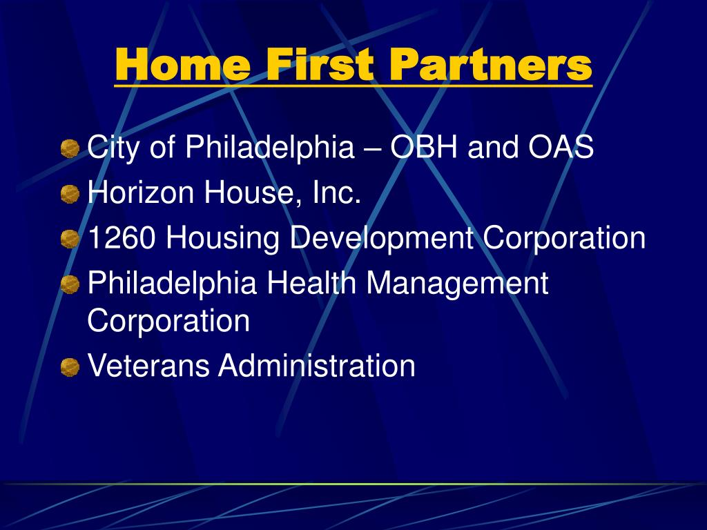 Home First Partners