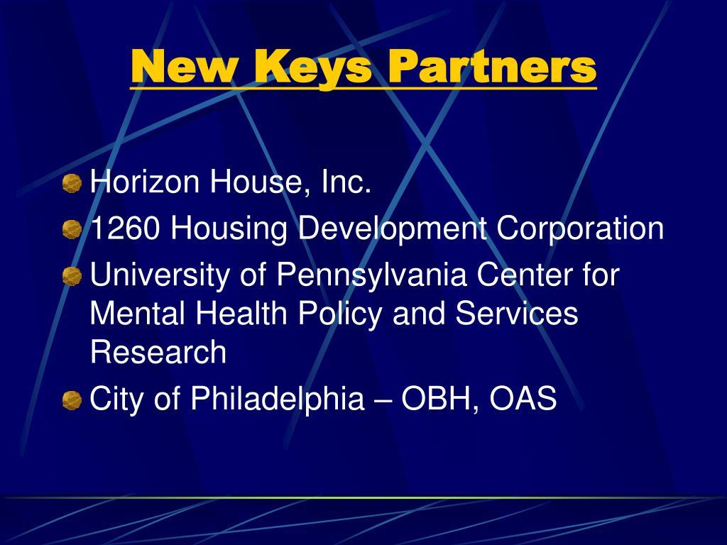 New Keys Partners