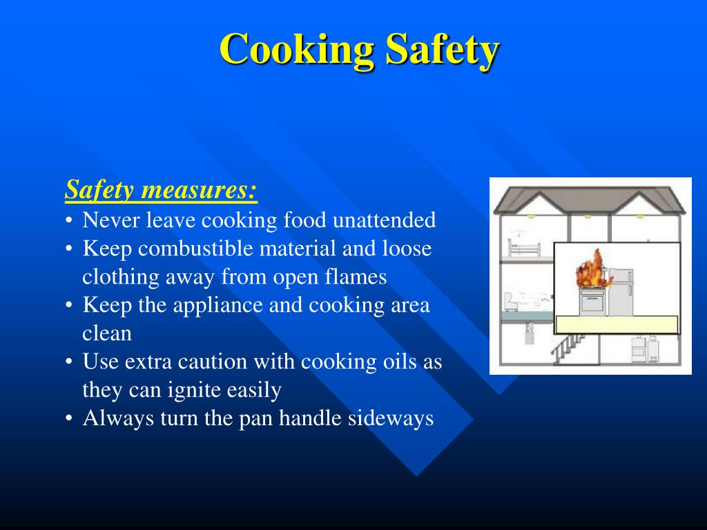 Cooking Safety