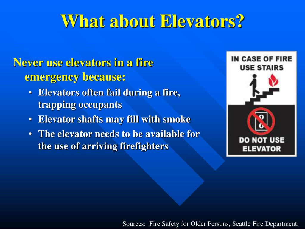 What about Elevators?