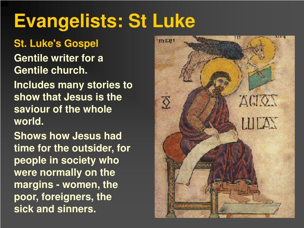 St. Luke's Gospel