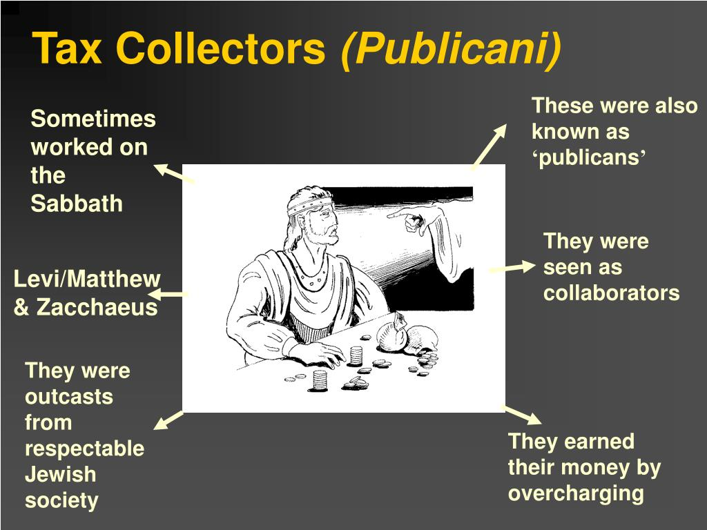 Tax Collectors
