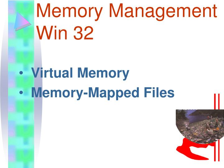 Memory Management Win 32