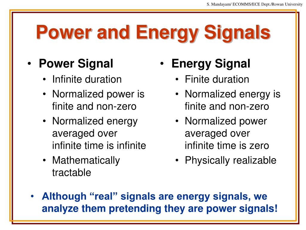 Power Signal