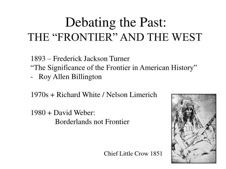 Debating the Past: