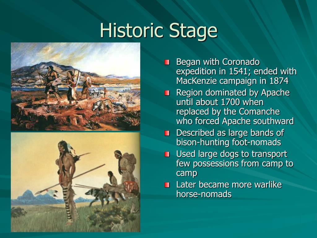 Historic Stage