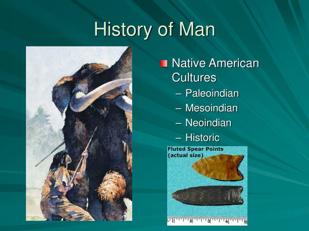 History of Man
