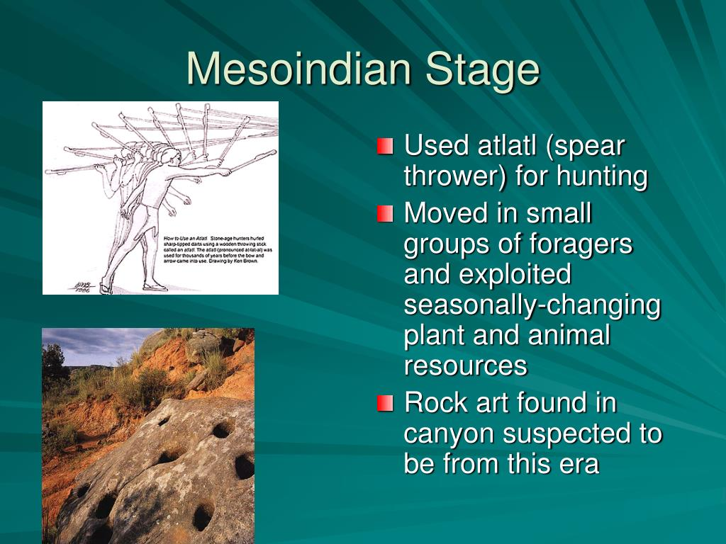 Mesoindian Stage
