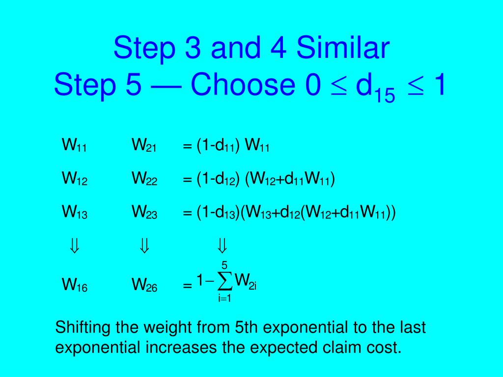 Step 3 and 4 Similar