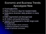 economic and business trends apocalypse now64