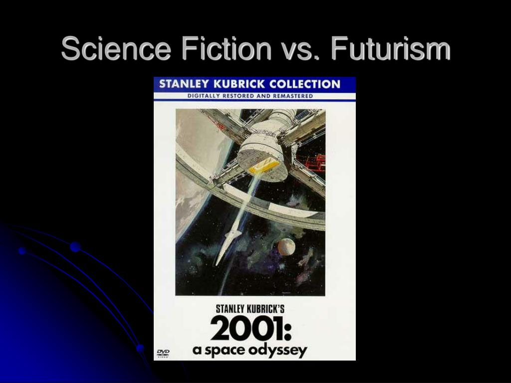 Science Fiction vs. Futurism