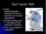 tech trends tms