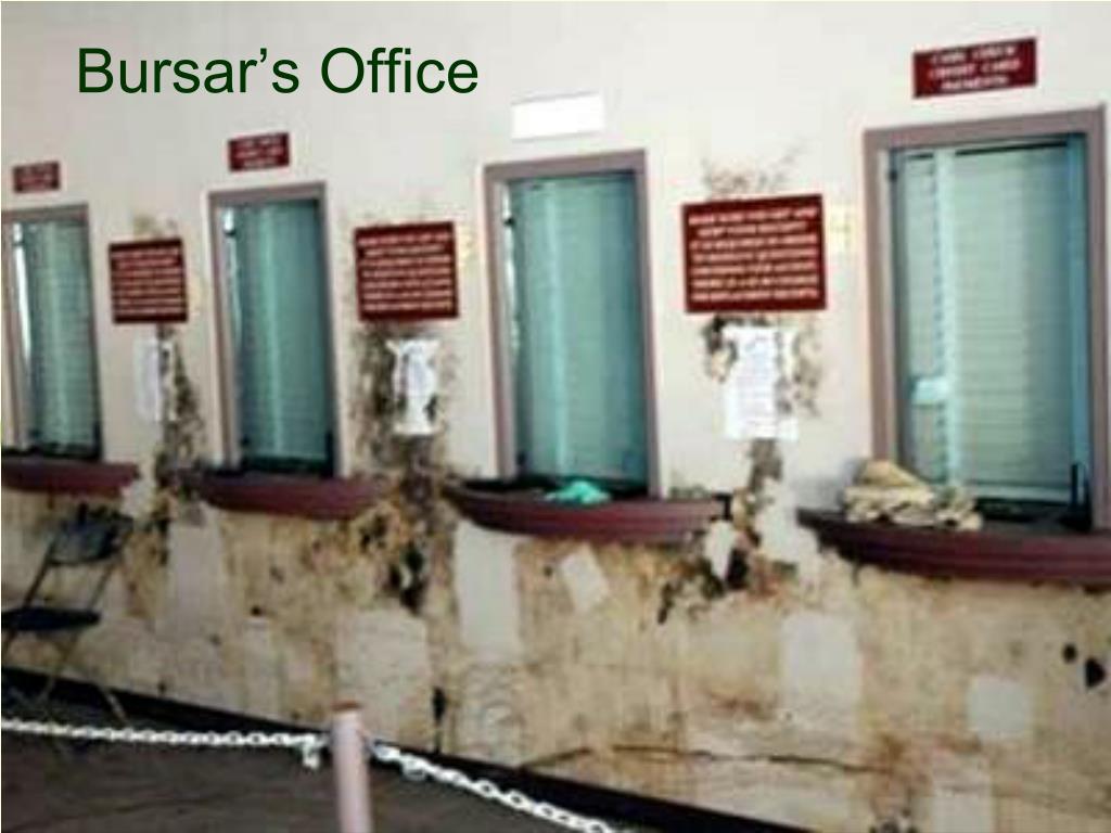 Bursar's Office