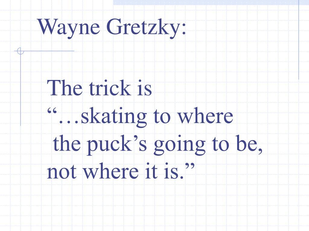 Wayne Gretzky: