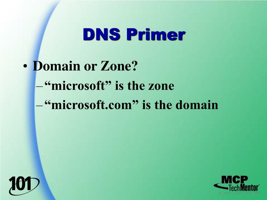DNS Primer