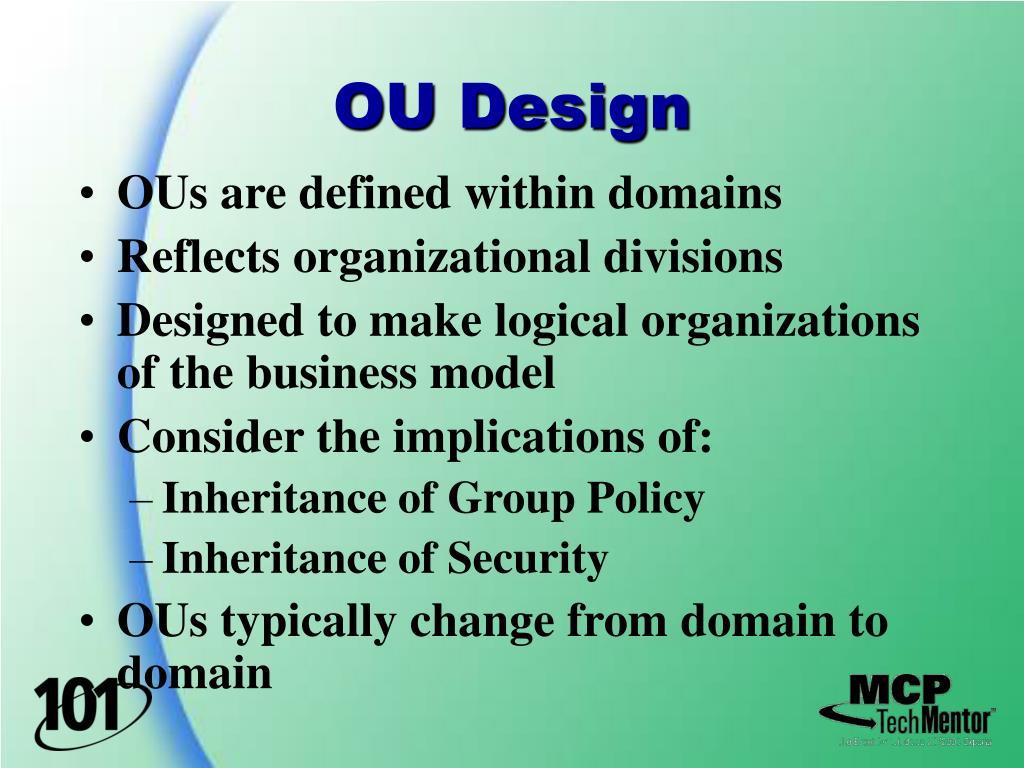 OU Design