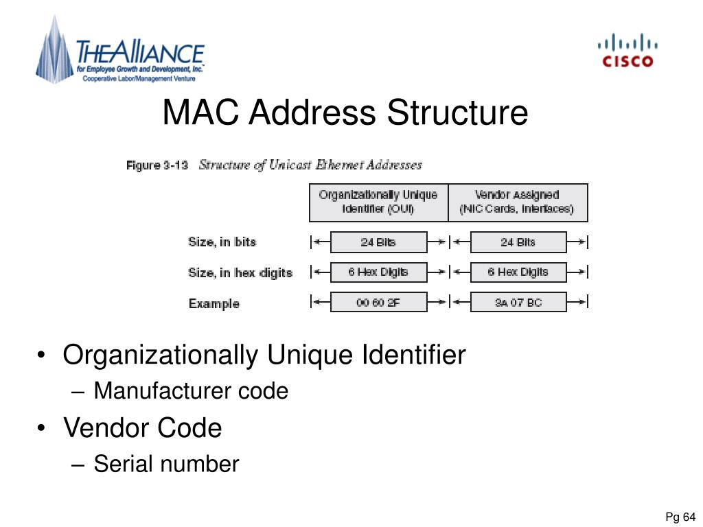 MAC Address Structure