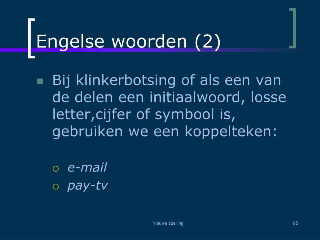 Engelse woorden (2)