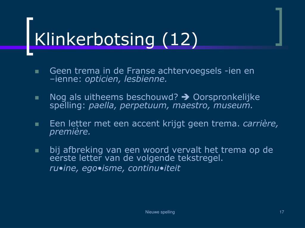Klinkerbotsing (12)
