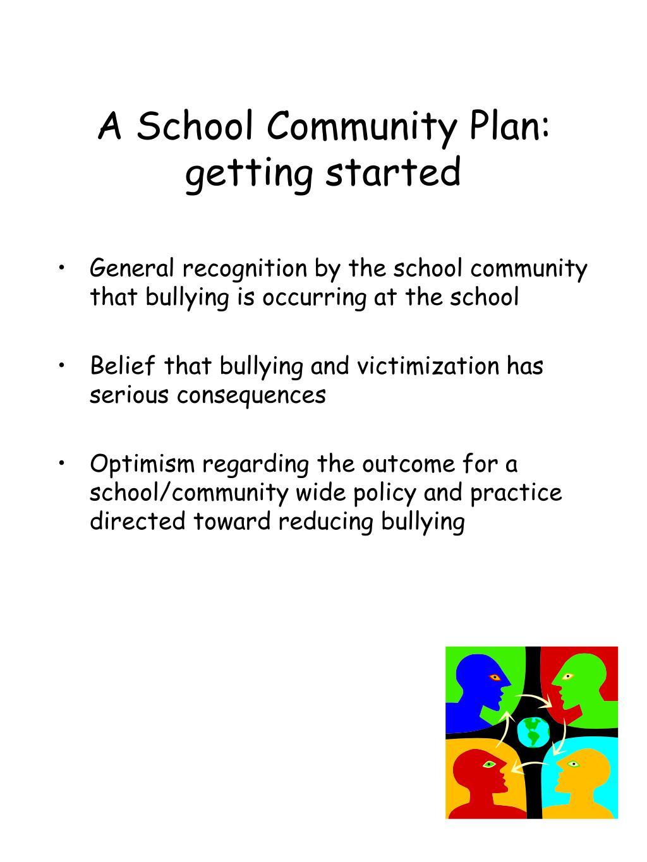 A School Community Plan: