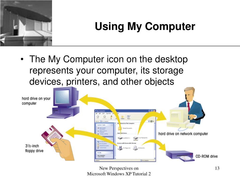 Using My Computer