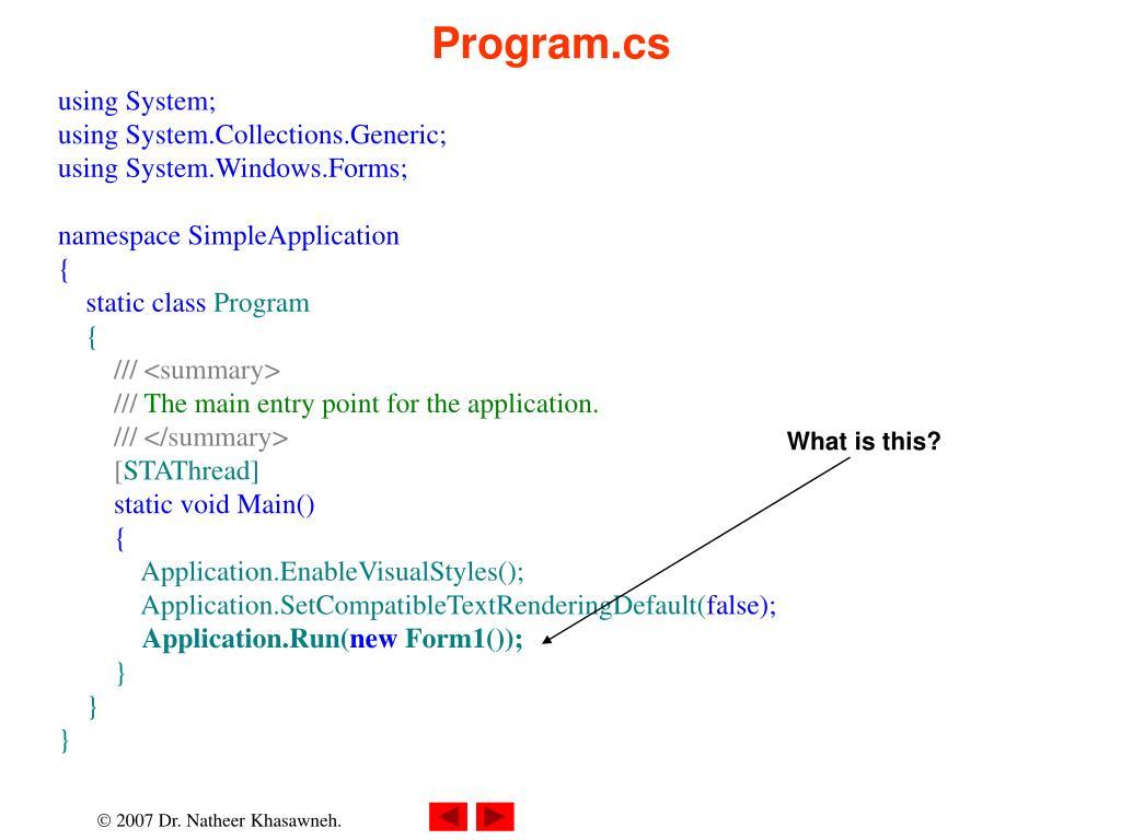 Program.cs