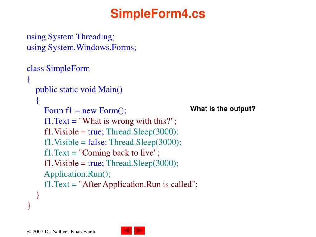 SimpleForm4.cs