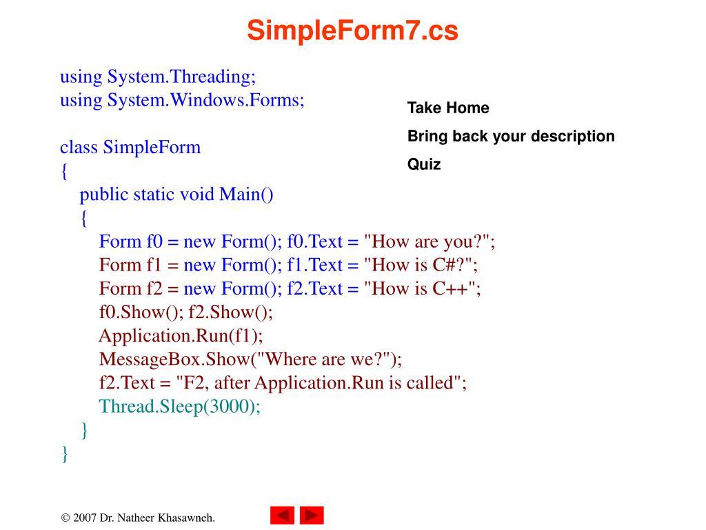 SimpleForm7.cs