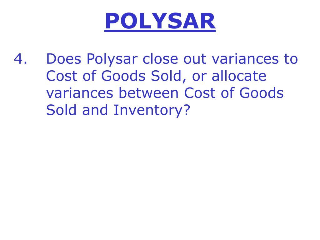 Polysar ltda