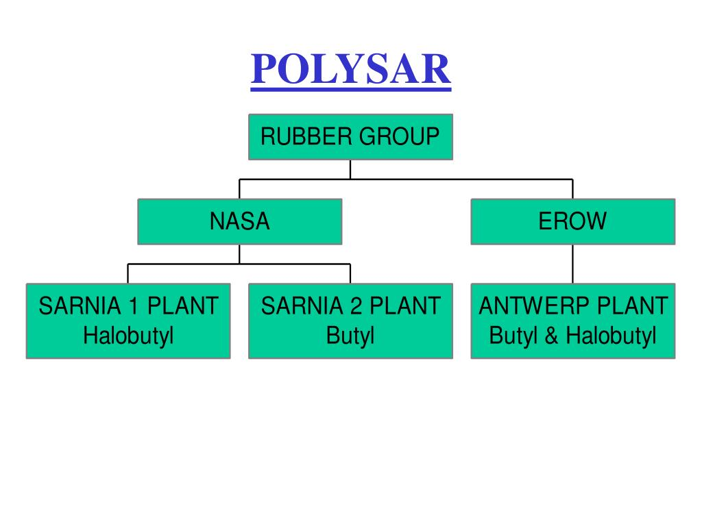 Polysar Ltd. Case Solution & Analysis