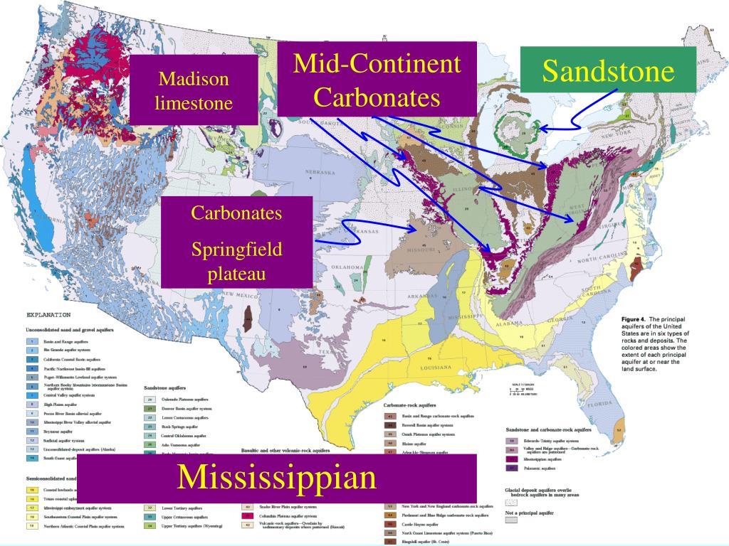 Mid-Continent Carbonates