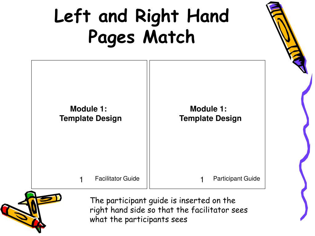 Left and Right Hand