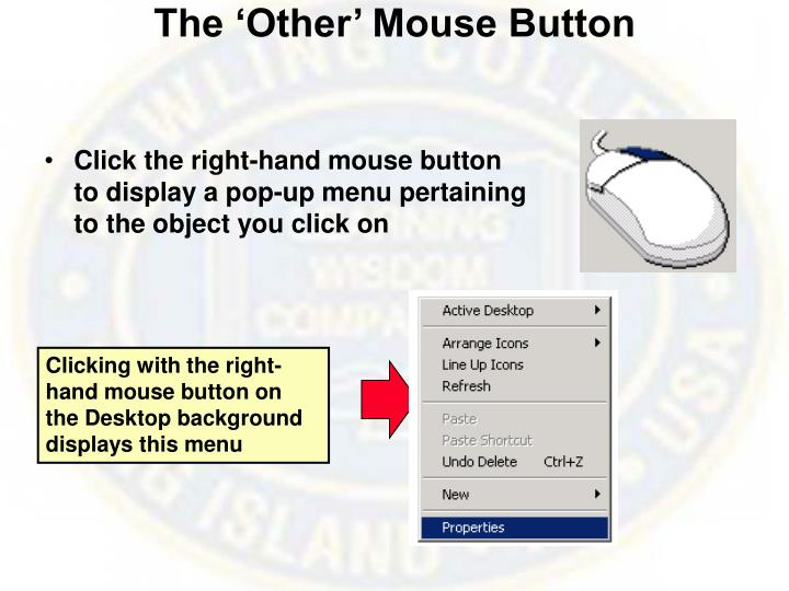 The 'Other' Mouse Button