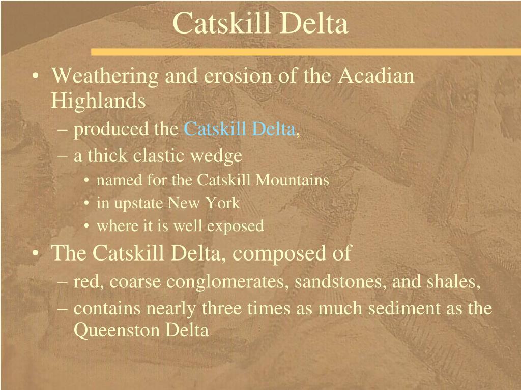 Catskill Delta