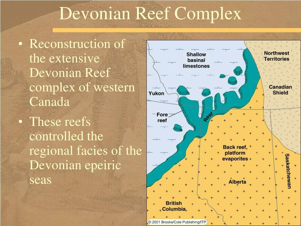 Devonian Reef Complex