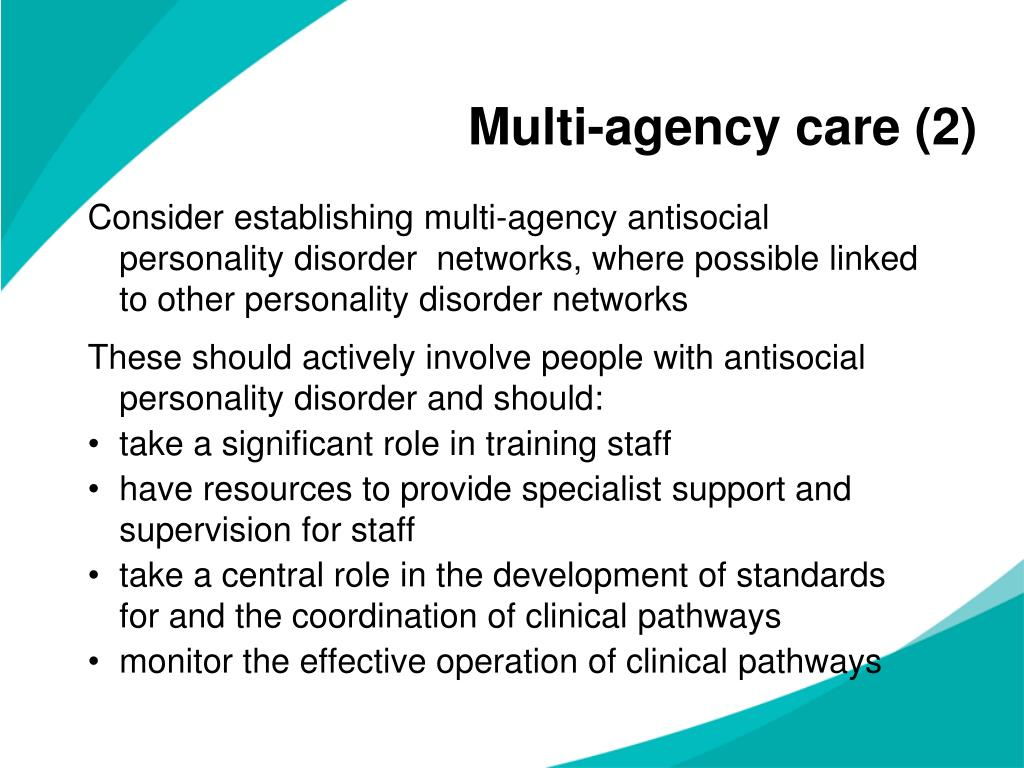 Multi-agency care (2)