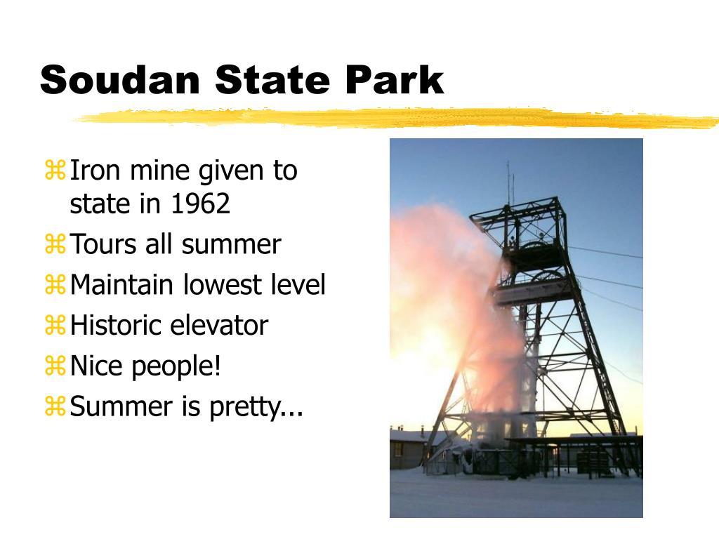 Soudan State Park