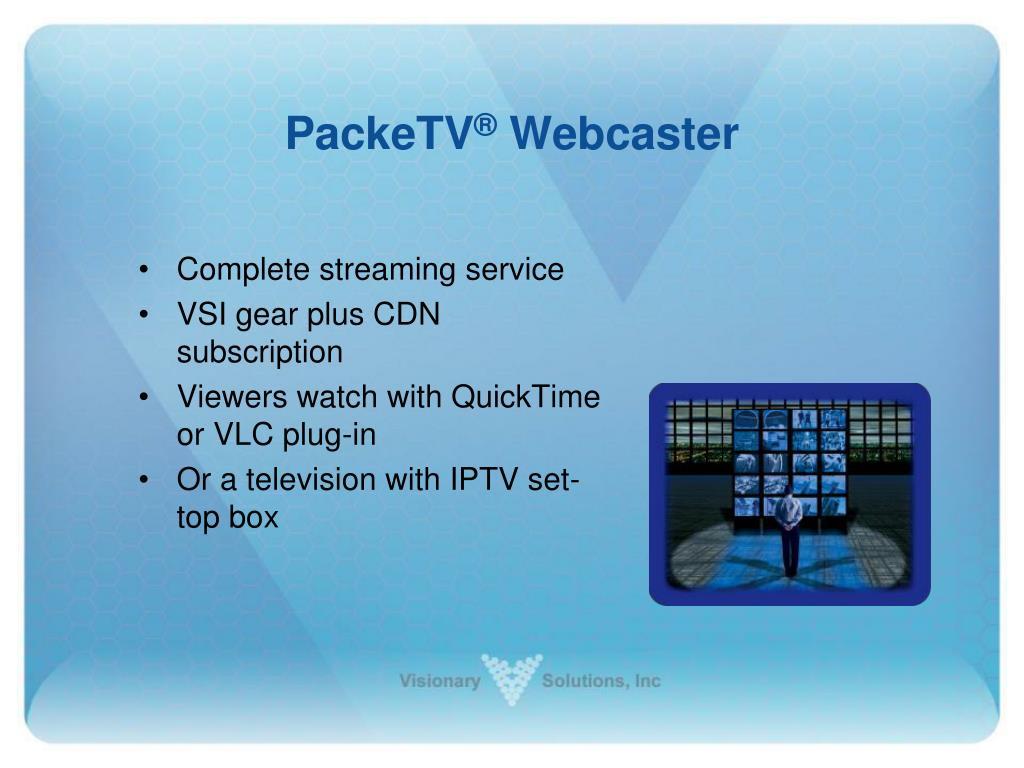 PackeTV