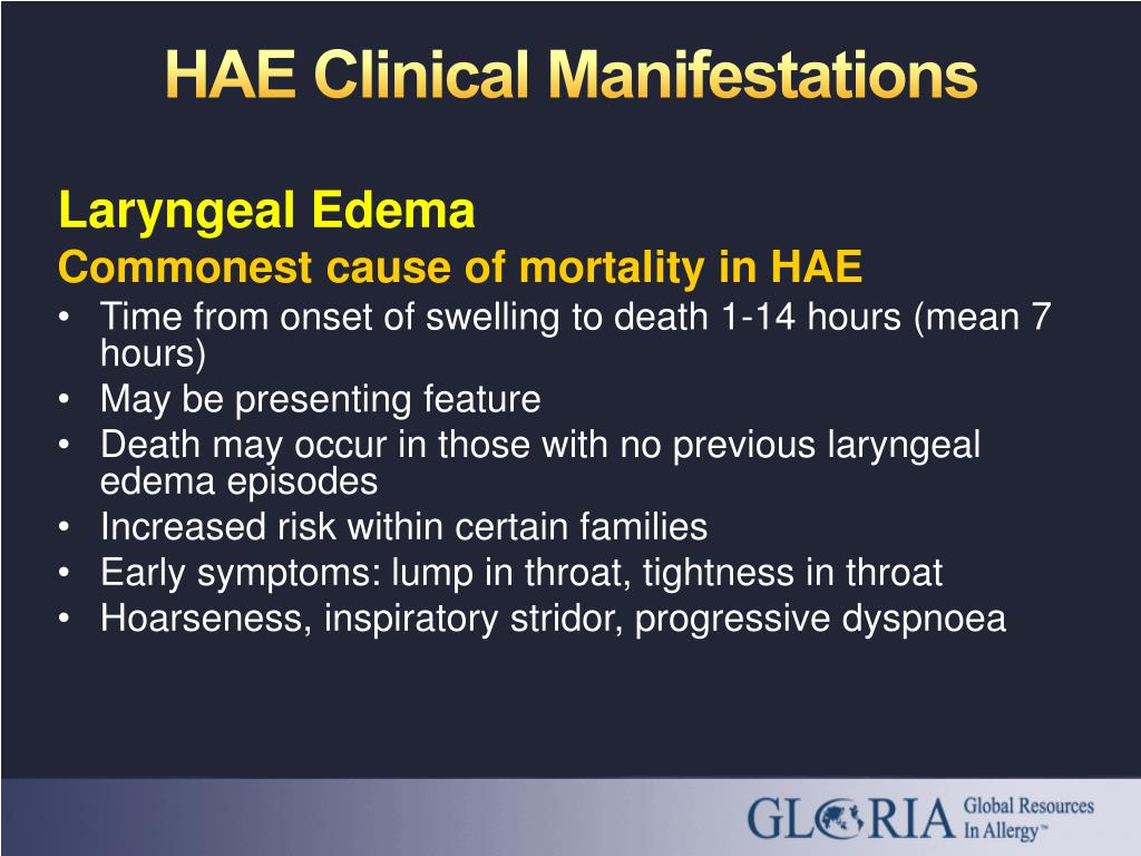 HAE Clinical
