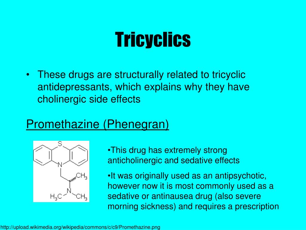 Tricyclics