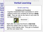 verbal learning12