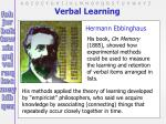 verbal learning5