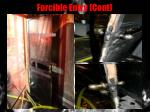 forcible entry cont17