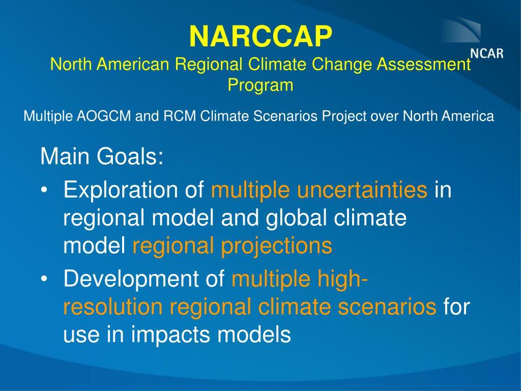 NARCCAP