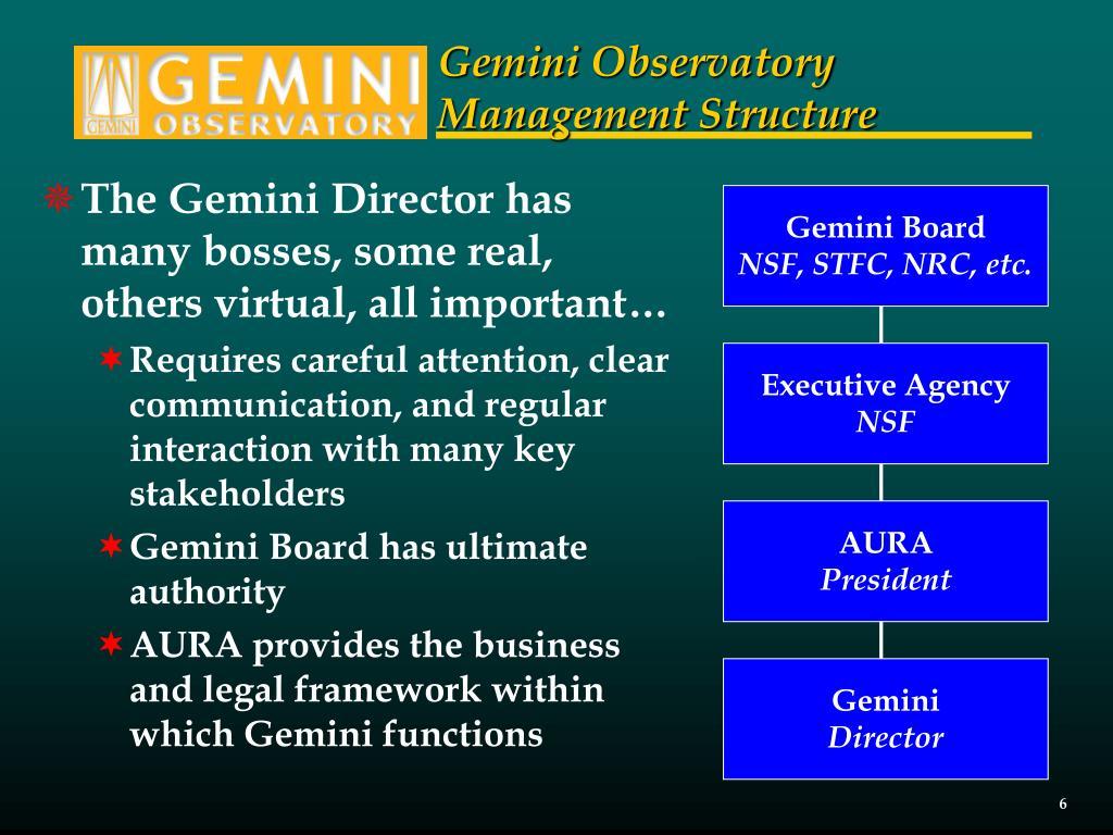 Gemini Board